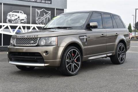 2013 Land Rover Range Rover Sport for sale at Landers Motors in Gresham OR