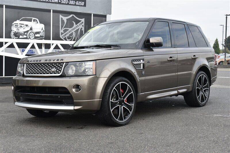 2013 Land Rover Range Rover Sport for sale at Landers Motors in Gresham OR