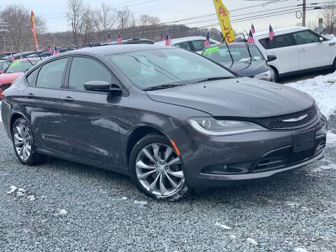 2016 Chrysler 200 for sale at A&M Auto Sales in Edgewood MD