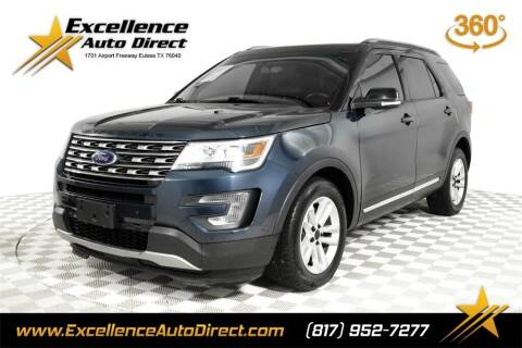 2017 Ford Explorer for sale at Excellence Auto Direct in Euless TX