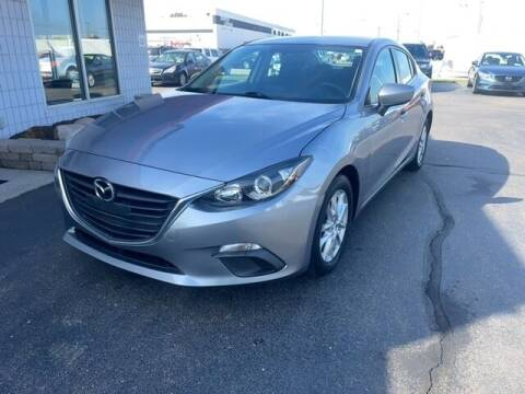 2016 Mazda MAZDA3 for sale at BORGMAN OF HOLLAND LLC in Holland MI
