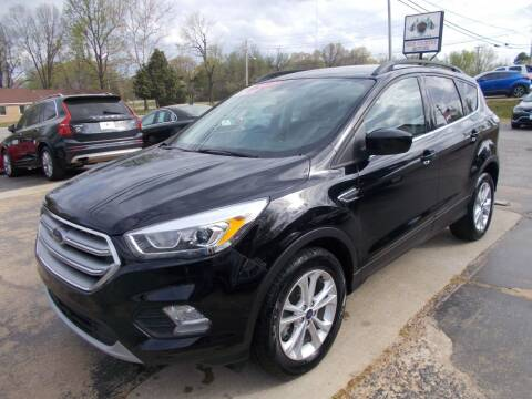 2017 Ford Escape for sale at High Country Motors in Mountain Home AR