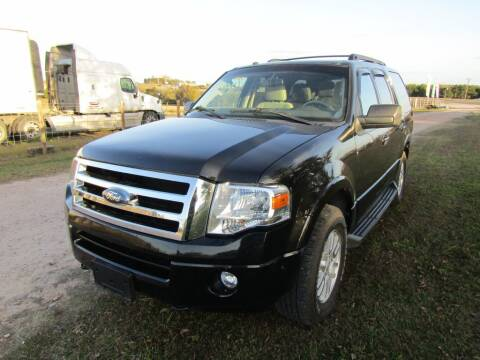 2014 Ford Expedition for sale at Hill Top Sales in Brenham TX