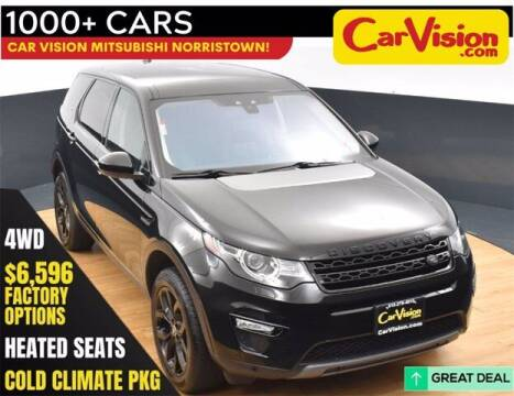 2018 Land Rover Discovery Sport for sale at Car Vision Buying Center in Norristown PA