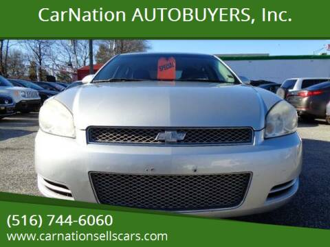 2013 Chevrolet Impala for sale at CarNation AUTOBUYERS Inc. in Rockville Centre NY
