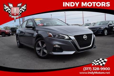 2020 Nissan Altima for sale at Indy Motors Inc in Indianapolis IN