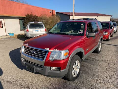 2006 Ford Explorer for sale at Best Buy Auto Sales in Murphysboro IL