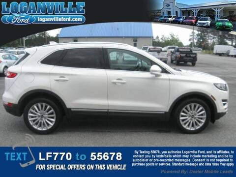 2019 Lincoln MKC for sale at Loganville Ford in Loganville GA