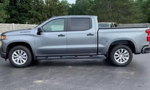 2020 Chevrolet Silverado 1500 for sale at Tim Short Auto Mall in Corbin KY