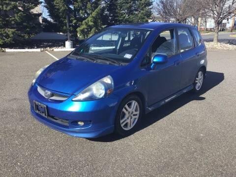 2008 Honda Fit for sale at Bromax Auto Sales in South River NJ
