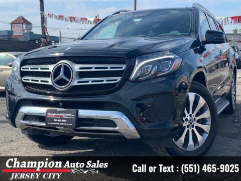 2017 Mercedes-Benz GLS for sale at CHAMPION AUTO SALES OF JERSEY CITY in Jersey City NJ