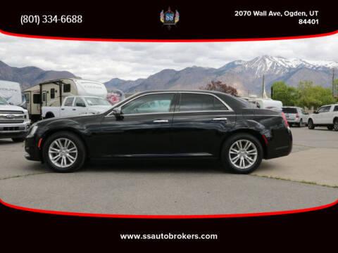 2017 Chrysler 300 for sale at S S Auto Brokers in Ogden UT
