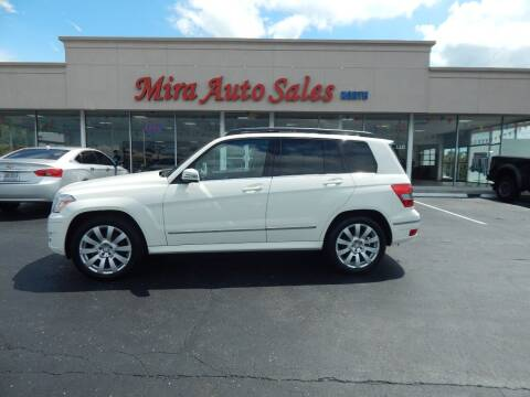 2012 Mercedes-Benz GLK for sale at Mira Auto Sales in Dayton OH