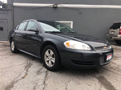2013 Chevrolet Impala for sale at ROYAL AUTO SALES INC in Omaha NE