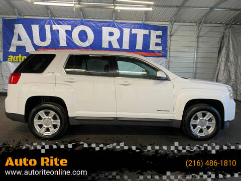 2013 GMC Terrain for sale at Auto Rite in Cleveland OH