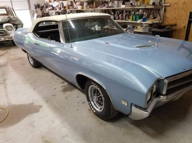 1969 Buick Skylark for sale in Hobart, IN