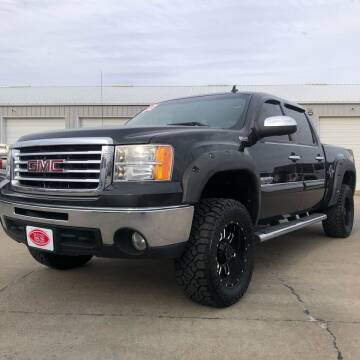 2010 GMC Sierra 1500 for sale at UNITED AUTO INC in South Sioux City NE