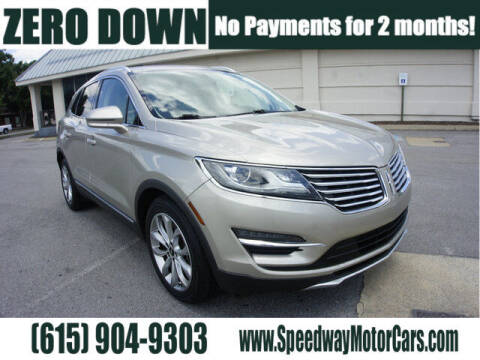 2015 Lincoln MKC for sale at Speedway Motors in Murfreesboro TN