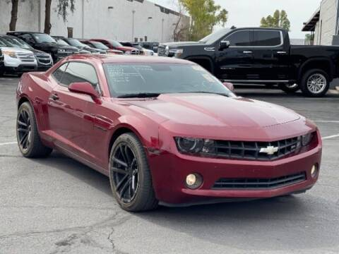 2011 Chevrolet Camaro for sale at Brown & Brown Wholesale in Mesa AZ
