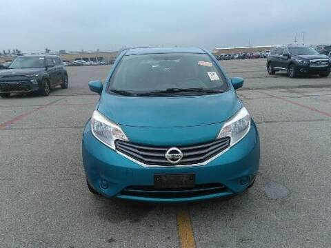 2015 Nissan Versa Note for sale at NORTH CHICAGO MOTORS INC in North Chicago IL
