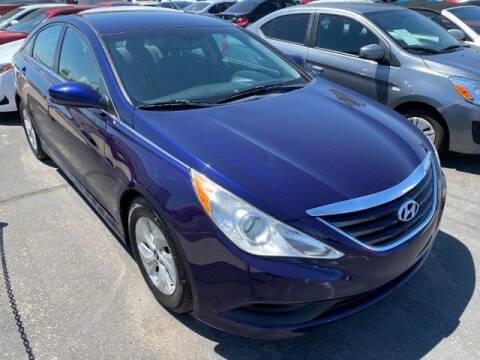 2014 Hyundai Sonata for sale at Brown & Brown Wholesale in Mesa AZ