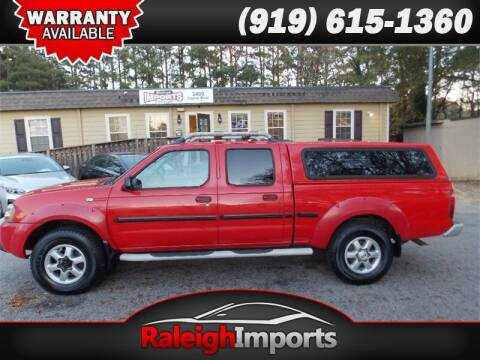 2003 Nissan Frontier for sale at Raleigh Imports in Raleigh NC