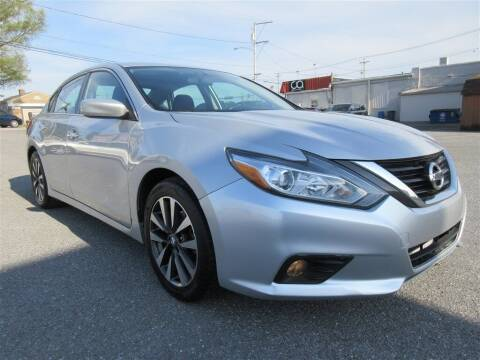 2017 Nissan Altima for sale at Cam Automotive LLC in Lancaster PA
