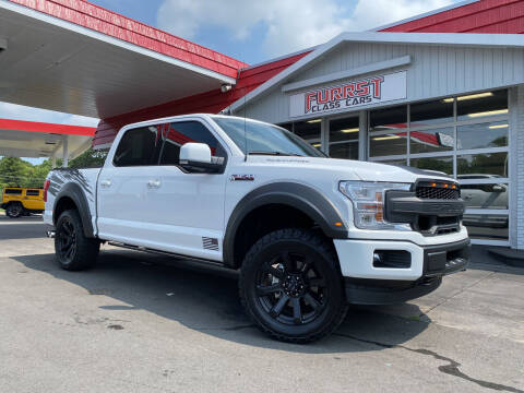 2019 Ford F-150 for sale at Furrst Class Cars LLC in Charlotte NC