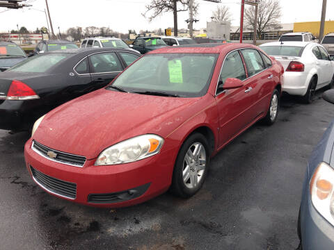 2007 Chevrolet Impala for sale at American Auto Group LLC in Saginaw MI