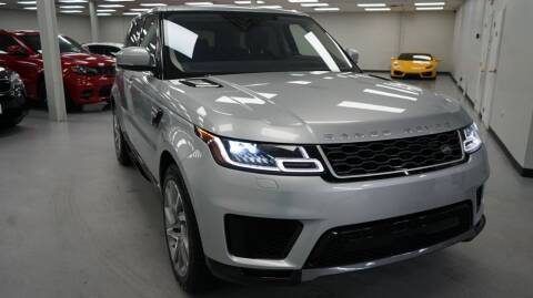 2018 Land Rover Range Rover Sport for sale at SZ Motorcars in Woodbury NY