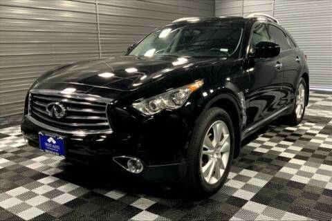 2015 Infiniti QX70 for sale at TRUST AUTO in Sykesville MD
