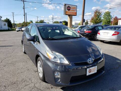 2010 Toyota Prius for sale at Cars 4 Grab in Winchester VA