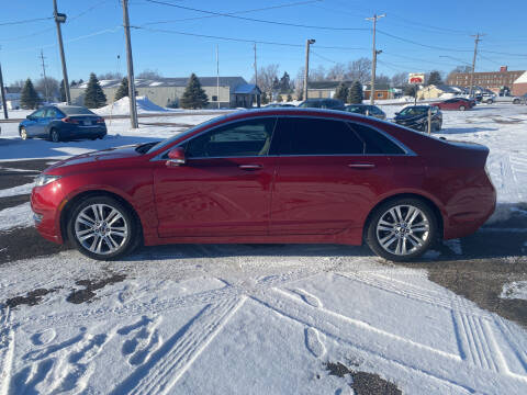 2015 Lincoln MKZ for sale at Diede's Used Cars in Canistota SD