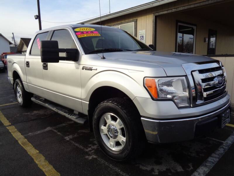 2010 Ford F-150 for sale at BBL Auto Sales in Yakima WA