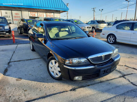2005 Lincoln LS for sale at Nationwide Auto Group in Melrose Park IL