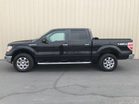 2013 Ford F-150 for sale at Truck Ranch in Twin Falls ID