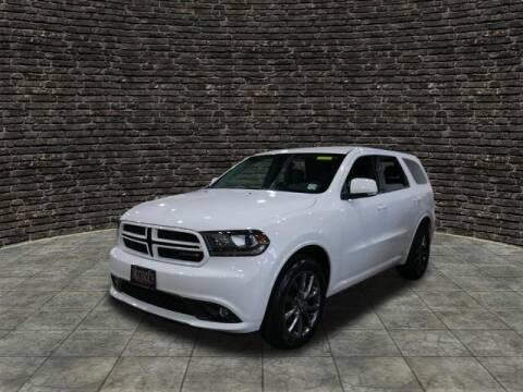 2018 Dodge Durango for sale at Montclair Motor Car in Montclair NJ