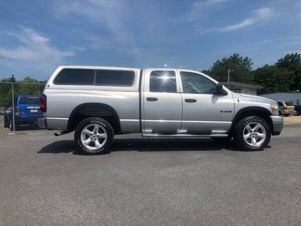 2008 Dodge Ram Pickup 1500 for sale at BARD'S AUTO SALES in Needmore PA