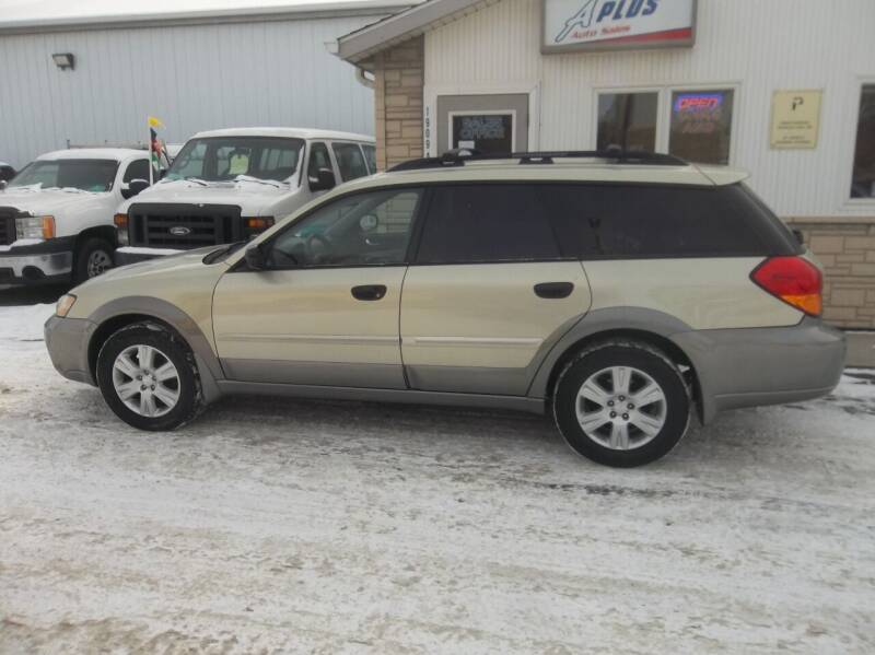 2005 Subaru Outback for sale at A Plus Auto Sales/ - A Plus Auto Sales in Sioux Falls SD