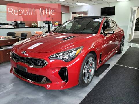 2018 Kia Stinger for sale at Redford Auto Quality Used Cars in Redford MI