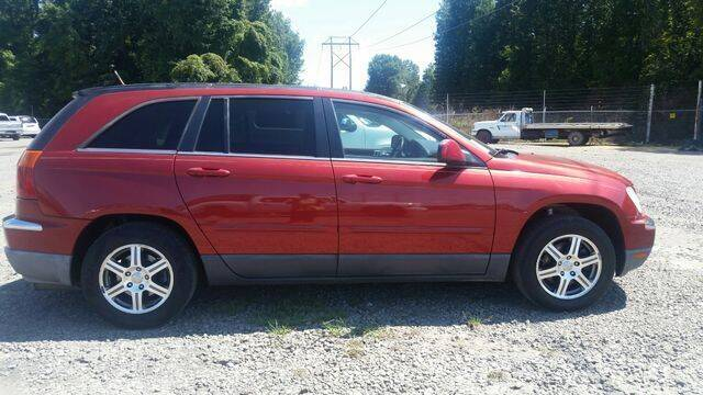 2007 Chrysler Pacifica for sale at AFFORDABLE DISCOUNT AUTO in Humboldt TN