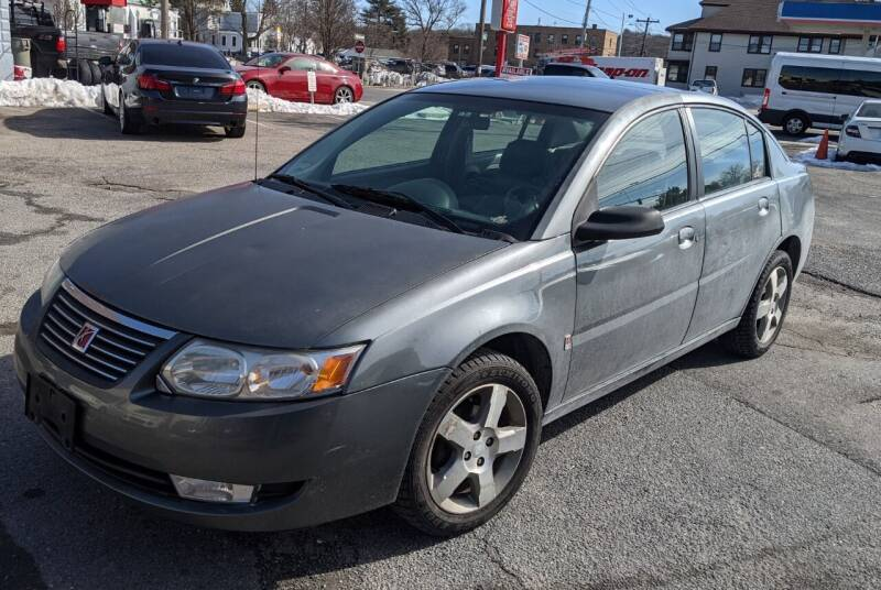 2007 Saturn Ion for sale at Boston Auto World in Quincy MA