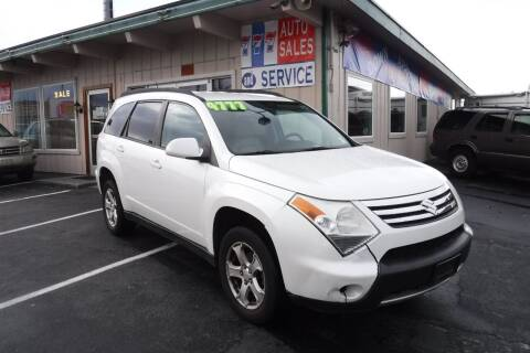 2008 Suzuki XL7 for sale at 777 Auto Sales and Service in Tacoma WA