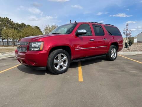 2013 Chevrolet Suburban for sale at BISMAN AUTOWORX INC in Bismarck ND