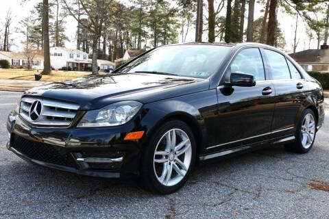 2013 Mercedes-Benz C-Class for sale at Prime Auto Sales LLC in Virginia Beach VA