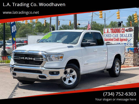 2021 RAM Ram Pickup 1500 for sale at L.A. Trading Co. Woodhaven in Woodhaven MI