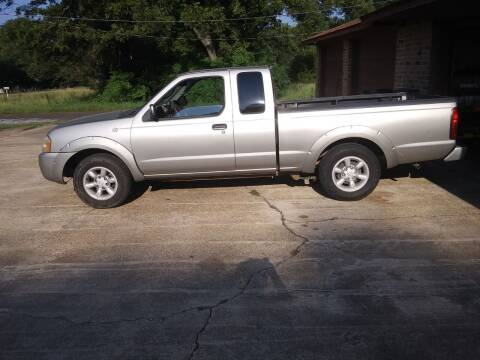 2003 Nissan Frontier for sale at Westside Auto Sales in New Boston TX