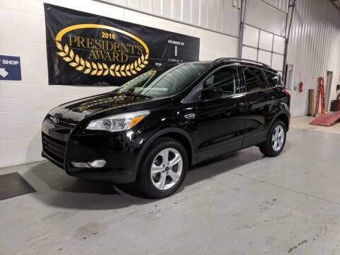 2016 Ford Escape for sale at LIDTKE MOTORS in Beaver Dam WI
