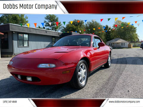 1990 Mazda MX-5 Miata for sale at Dobbs Motor Company in Springdale AR