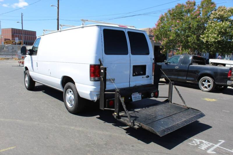 2014 Ford E-Series Cargo for sale at CA Lease Returns in Livermore CA